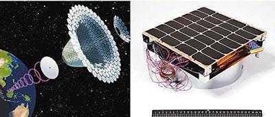 美军拟用卫星在太空收集太阳能 传回地球供电