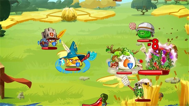 Rovio推RPG游戏 《愤怒的小鸟:史诗》曝光