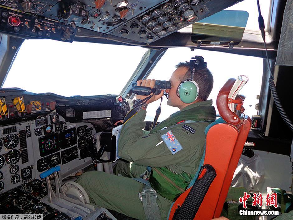 澳大利亚军机也在搜索失联客机