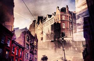 城市风光:纽约迷途