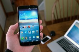 5.9英寸四核黑色美机 LG G Pro 2图赏