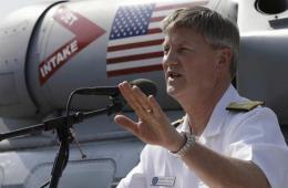 美军舰将逐渐停止搜救失联航班