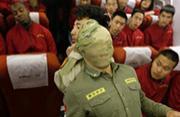 我国保镖训练营教如何对付劫机
