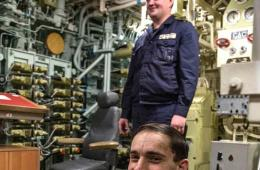 俄最新型核潜艇内部曝光
