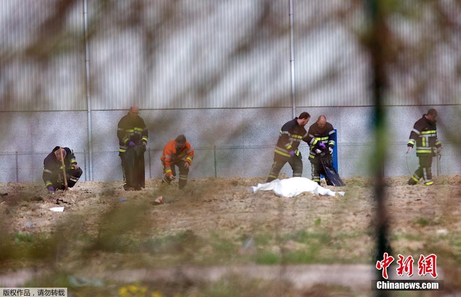比利时1枚一战炸弹引发血案