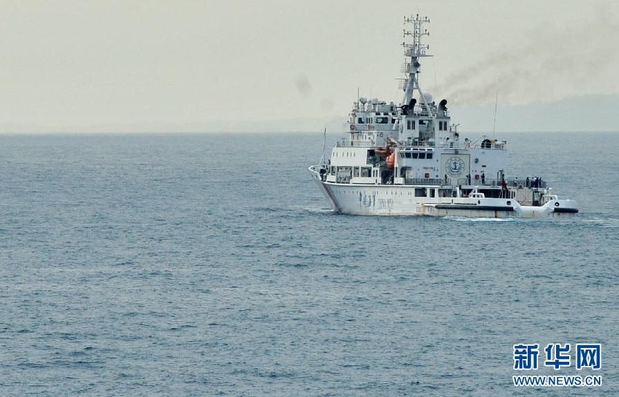 我11艘船舰正赶赴搜救任务海区