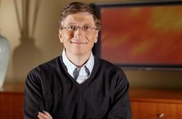 比尔·盖茨4成身家做慈善 令600万人免于丧生