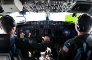 美军P-8A赴印度洋搜寻失联客机