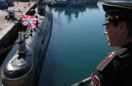 俄军控制乌克兰驻克里米亚唯一潜艇
