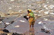 """死河:孟加拉""""生命之河""""残影"""