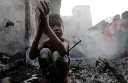 菲律宾火灾防治月发生大火 上千家庭流离失所