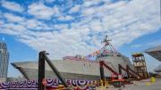 美军第6艘濒海战斗舰已经下水
