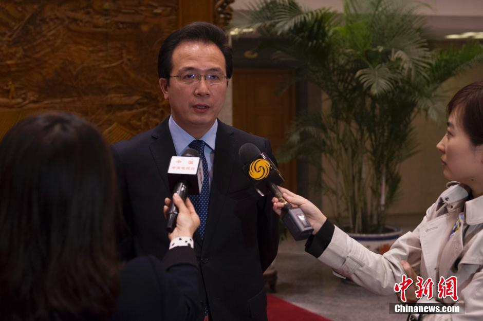 马航 洪磊 马方 纳吉布/马总理宣布MH370坠毁在京乘客家属泣不成声(10/11)