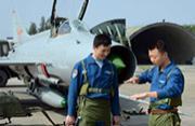 广空部队仍有大量歼7战机服役