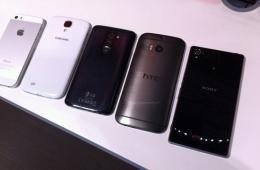 完美设计 HTC M8与各厂商旗舰对比图赏