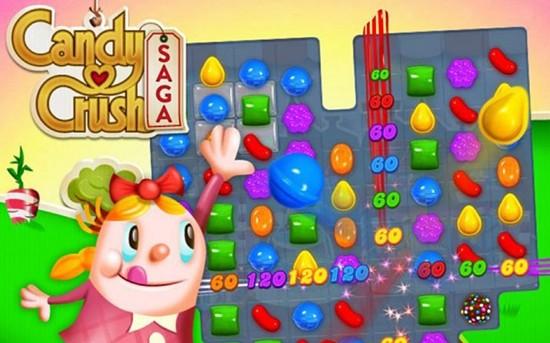 《糖果粉碎传奇》开发商将IPO价定在22.50美元