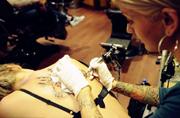 纹身:人类叛逆的自我认知体验