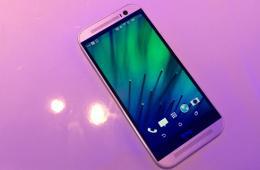 双镜头先拍照后对焦 HTC新旗舰M8新鲜出炉