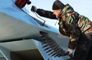 俄军主力机型集体出动场面壮观