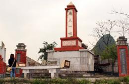 """广西农民用时六年为自己修建""""土豪活人墓"""""""