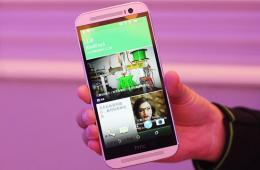 2.5GHz四核旗舰 HTC One M8行货版试玩
