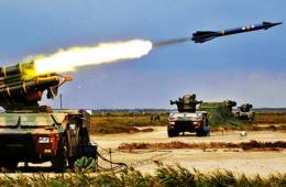 红旗-7B防空导弹真容首次曝光