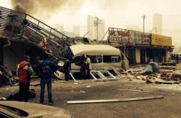 北京通州梨园一早餐店发生爆炸 一人死亡