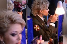 俄罗斯举办执法机关女公务员选美大赛