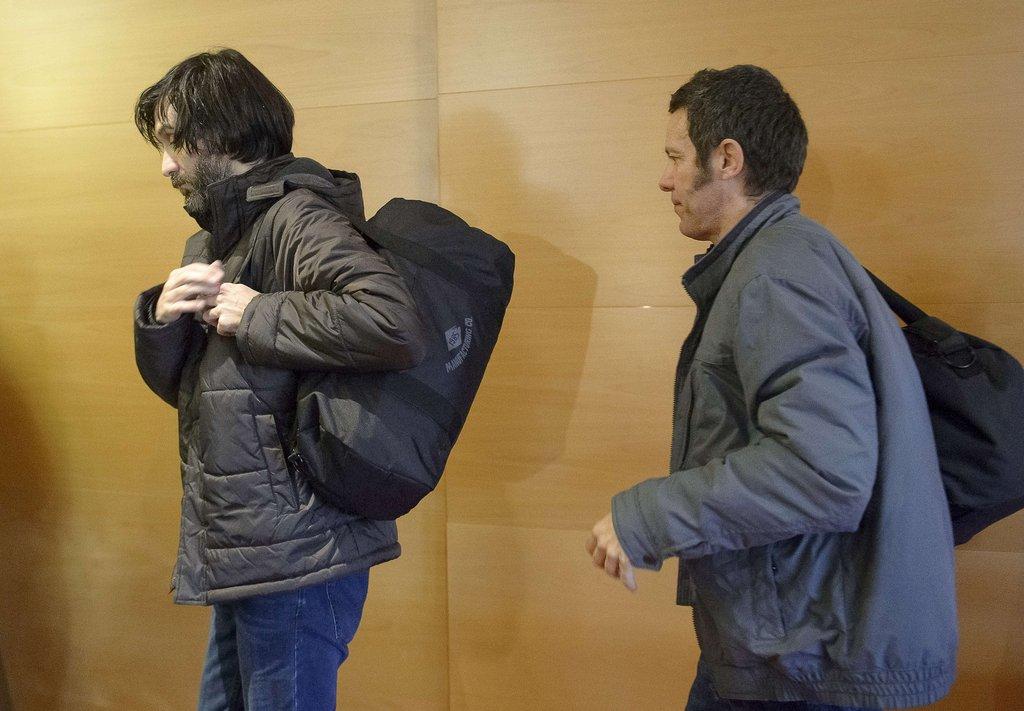 两名在叙利亚遭极端组织绑架的西班牙记者获释