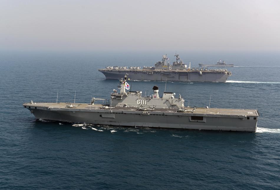 中国新型两栖攻击舰_军事_环球网