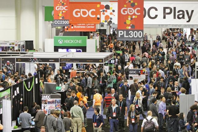 从GDC大会看游戏业趋势:虚拟现实设备最闪亮