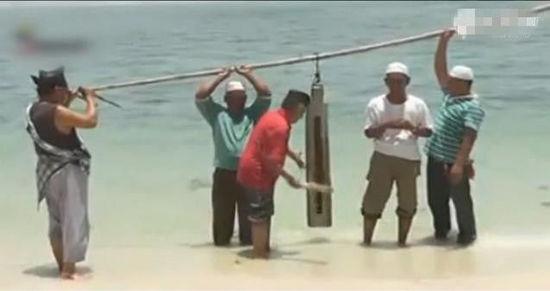 """马来西亚巫师转战马六甲 大海中""""做法""""寻失联客机"""