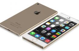iPhone 6全新概念图:好似大号iPad nano