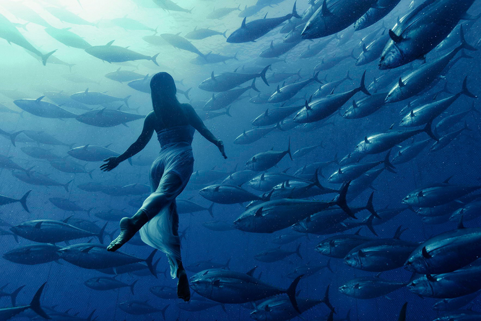 Kurt Arriago《水下世界》