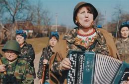 """乌克兰""""祖母军团""""发布视频 呼吁同胞反抗俄军"""
