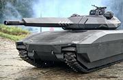 波兰无敌隐身坦克再次科幻现身