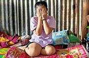柬埔寨父母为金钱卖女儿贞洁