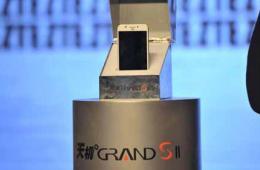 1699元全4G骁龙801 中兴Grand SII评测