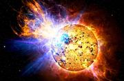 NASA公布壮美宇宙星系照片