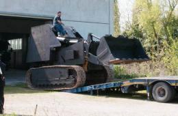 意大利分裂分子推土机改坦克 策划威尼斯独立