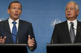 澳马总理联合记者会:搜索将一以贯之地进行