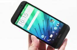 金属机身售5299 HTC One(M8)国行试玩