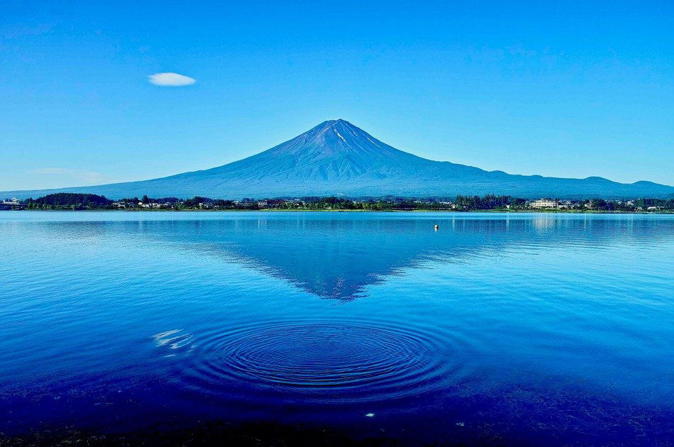 日本摄影师镜头下的多面富士山(高清组图)