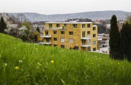 """瑞士公寓斥资4000万元打造""""无异味""""居住环境"""