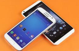 四核大屏强机 HTC 816对比三星GRAND 2