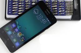 华硕品质坚如磐石 ZenFone 5拆机评测