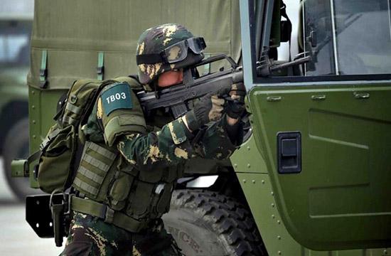"""解放军将在2025年具备全面""""攻台""""能力?国台办回应"""