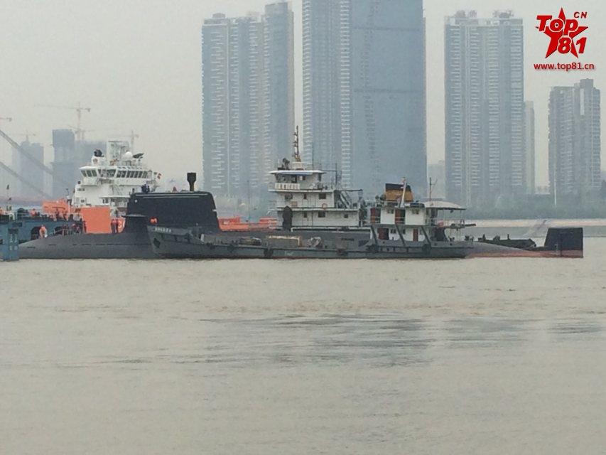 我国新型常规潜艇全貌曝光