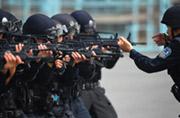 新疆特警装备精良训练有范儿