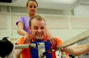 纪实:脊髓损伤患者的艰难康复路